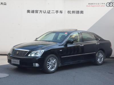 2008年3月 丰田 皇冠 2.5L Royal 特别版图片