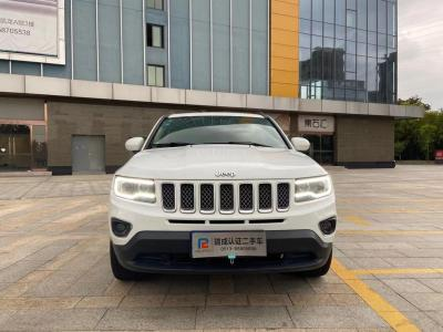 Jeep 指南者  2014款 改款 2.4L 四驅豪華導航版圖片