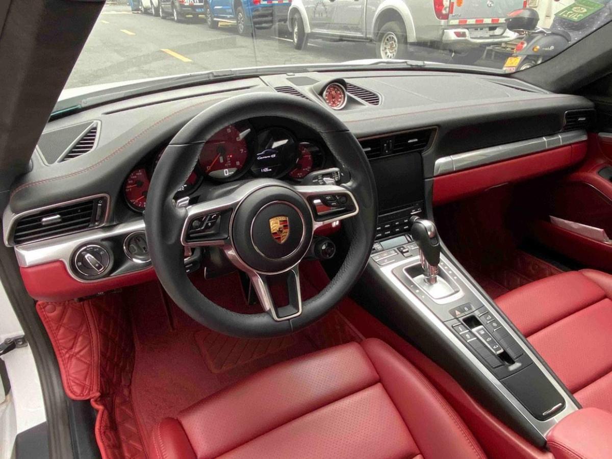 保时捷 911  2016款 Carrera 4S 3.0T图片