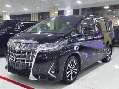 2018年6月 丰田 埃尔法(进口) 改款 3.5L 豪华版图片