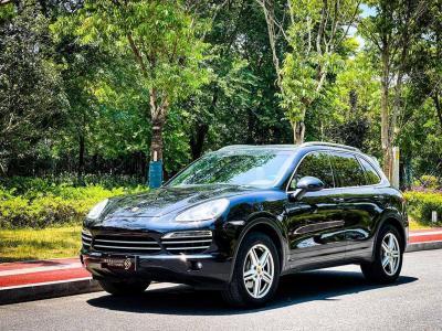 2014年7月 保时捷 Cayenne Cayenne Platinum Edition 3.0T图片