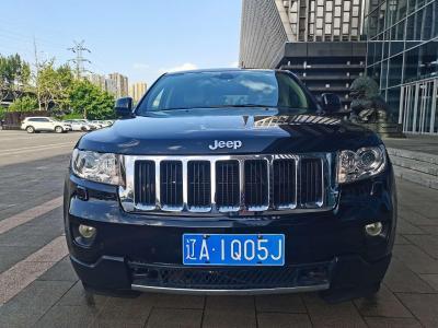 Jeep 大切诺基  2011款 改款 3.6L 豪华导航版