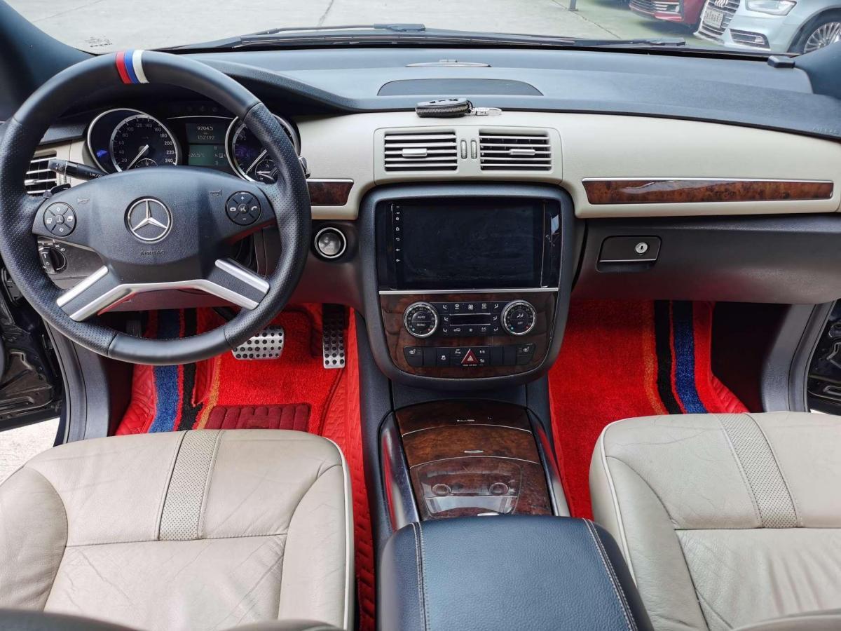 奔驰 奔驰R级  2011款 R 350 L 4MATIC图片