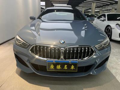 2020年1月 宝马 宝马8系(进口) 840i 四门轿跑车 M运动套装图片