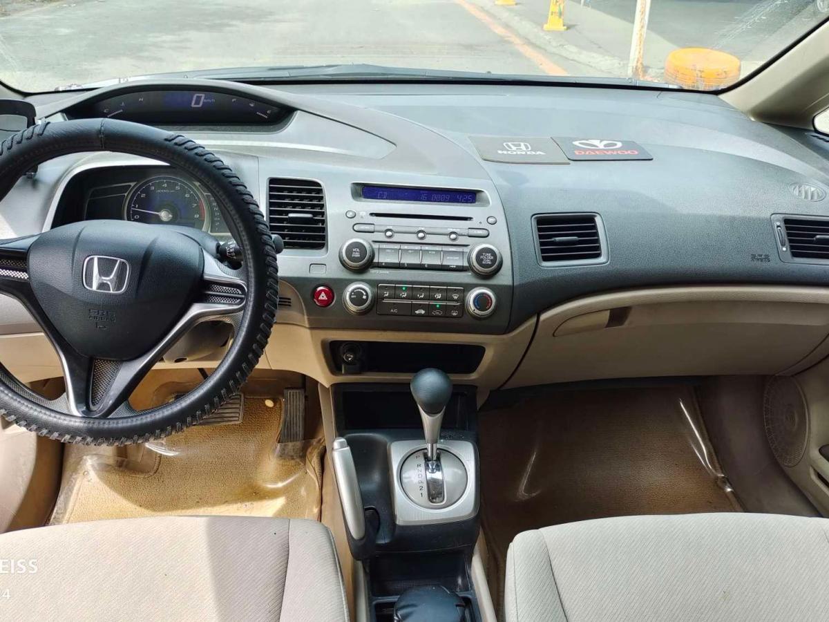 本田 思域  2009款 1.8L 自动舒适版图片