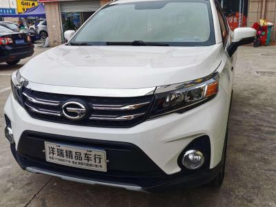 2018年5月 广汽传祺 GS3  150N 自动精英版图片