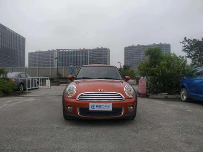 2012年12月 MINI MINI 1.6L ONE 限量第一款图片