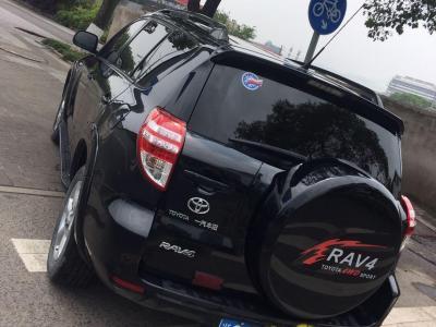 2010年3月 丰田 RAV4荣放 2.4L 自动豪华升级版图片