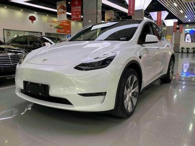 2021年6月 特斯拉 Model Y Performance高性能全轮驱动版图片