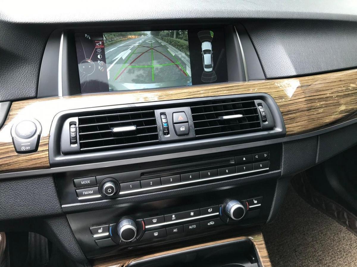宝马 宝马5系  2014款 525Li 风尚设计套装图片