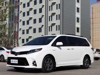 丰田 塞纳 2019款 3.5L 四驱 SE 运动版