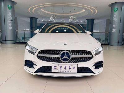 2019年7月 奔驰 奔驰A级 改款 A 200 L图片