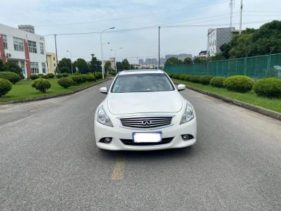 2013年8月 英菲尼迪 G系(进口) G25 Sedan 运动版图片