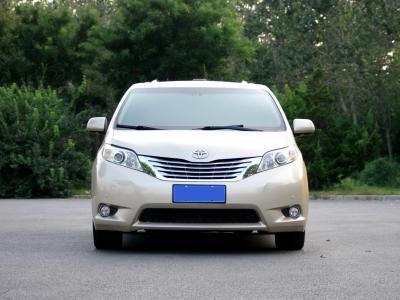 丰田 塞纳  2011款 3.5L 两驱自动型