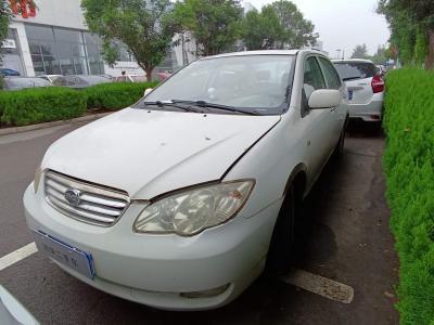 2009年8月 比亚迪 F3  1.5L 白金版标准型GL-i图片
