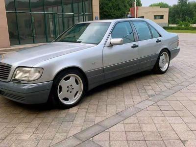 奔驰s500