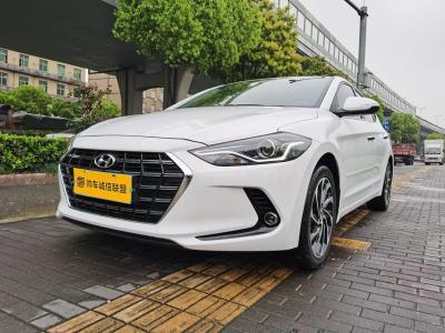 2019年6月 现代 领动 1.5L CVT智炫・豪华型图片
