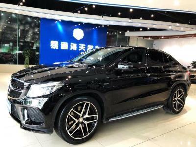 奔驰 GLE AMG(进口) GLE450 AMG Coupe 4MATIC 3.0T图片