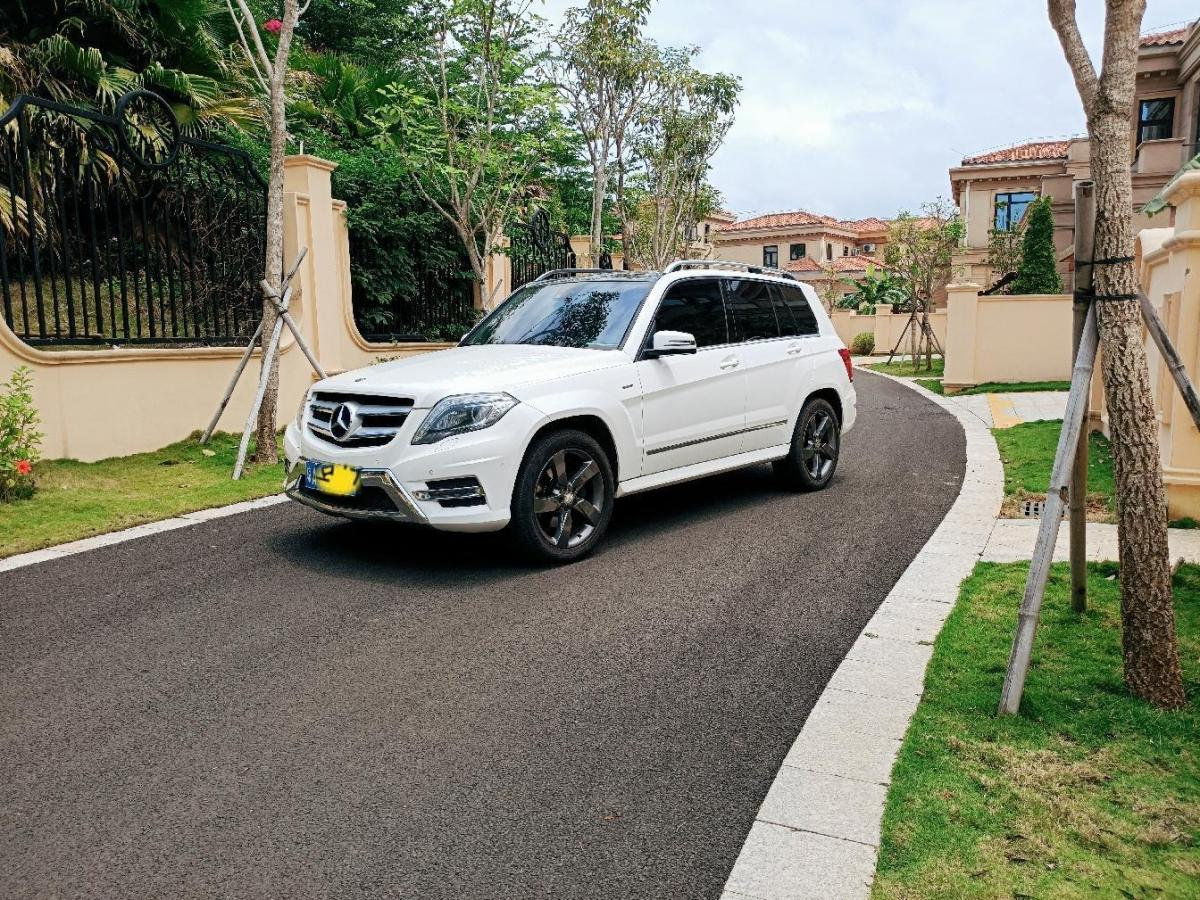 奔驰 奔驰GLK级  2015款 GLK 260 4MATIC 动感型 极致版图片