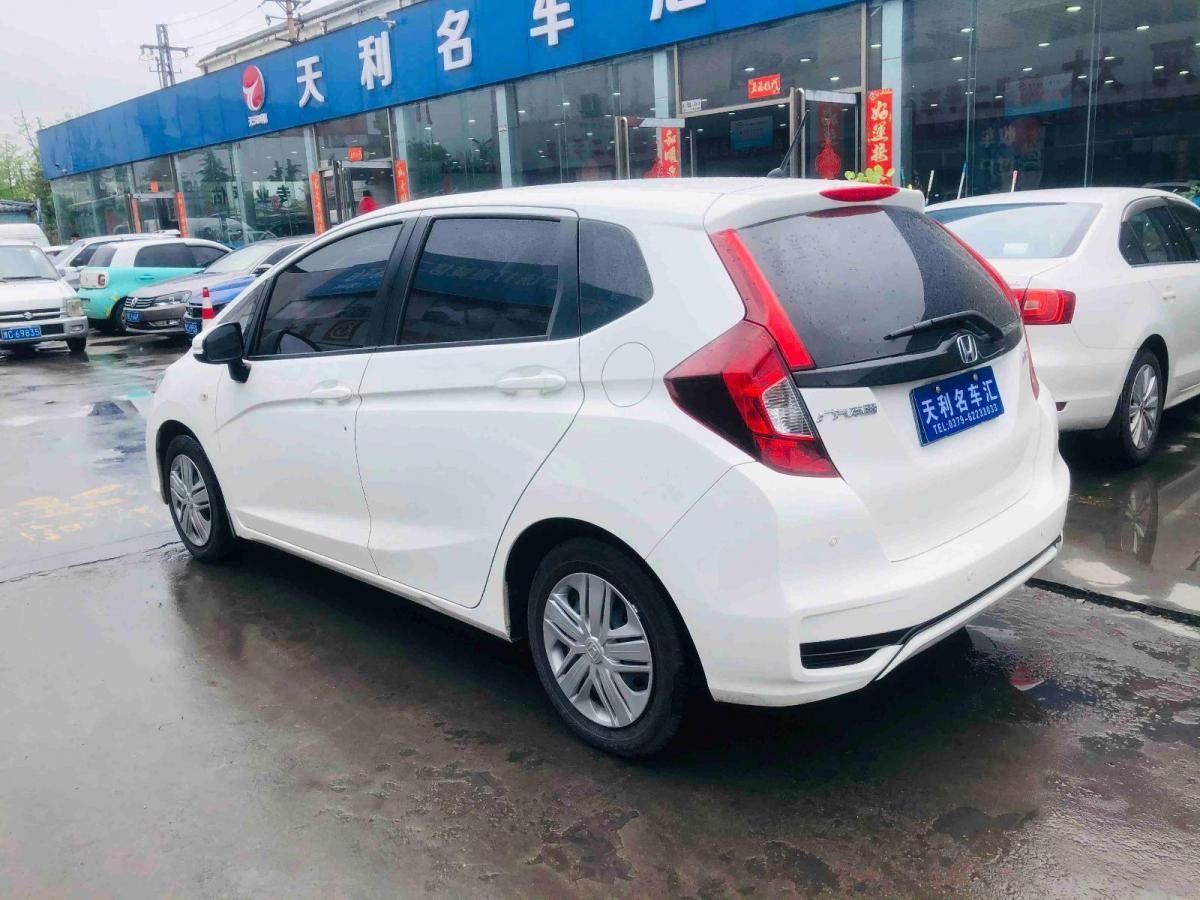 本田 飞度  2018款 1.5L CVT舒适版图片