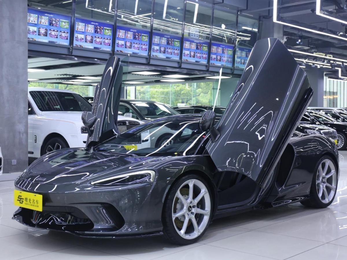 迈凯伦 GT  2019款 4.0T 标准型图片