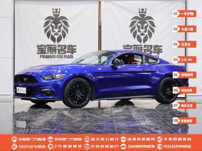 2017年3月 福特 Mustang(进口) 5.0L GT 性能版图片