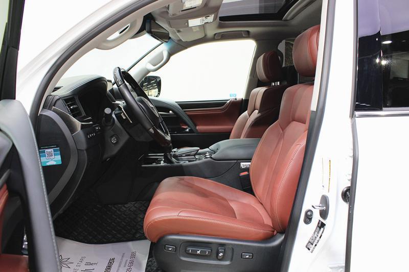 雷克萨斯 LX 2020款 LX570 Sport Plus(中东)图片