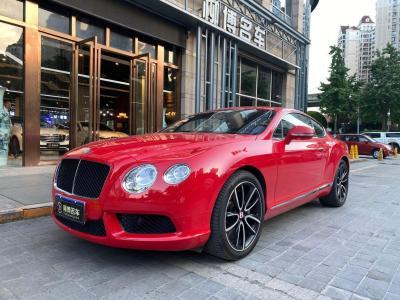 宾利 欧陆 4.0T GT V8图片