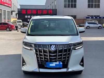 2018年12月 丰田 埃尔法(进口) 改款 3.5L 豪华版图片