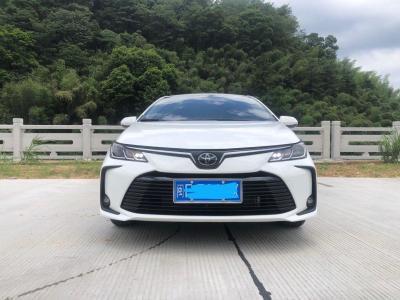 豐田 卡羅拉  2021款 1.2T S-CVT精英PLUS版