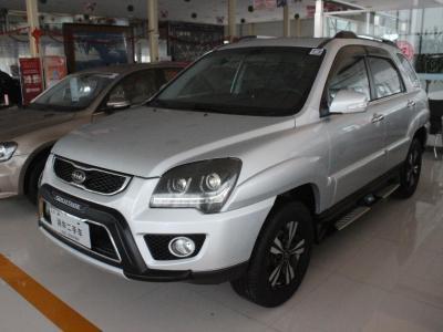 起亞 獅跑  2012款 2.0L 自動兩驅版GL