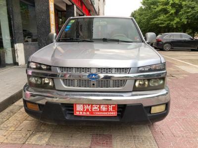 江淮 瑞铃  2012款 2.8T-V3标准大双排HFC4DA1-2B1