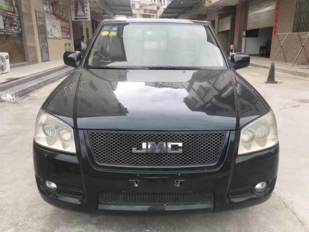江铃 宝典  2009款 2.8T四驱柴油LX图片