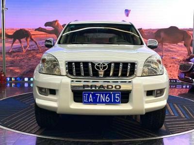 豐田 普拉多  2004款 GX 2.7手動車型圖片