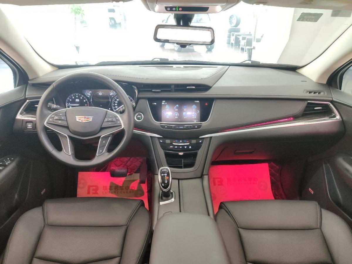 凯迪拉克 XT5  2020款  28T 四驱豪华型图片