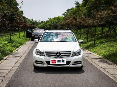 2012年12月 奔驰C级 2011款 C 200 CGI 时尚型图片
