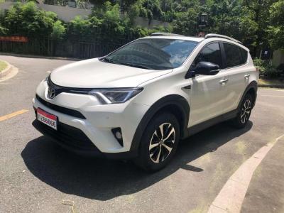 2018年9月 丰田 RAV4荣放 2.0L CVT两驱风尚X版图片