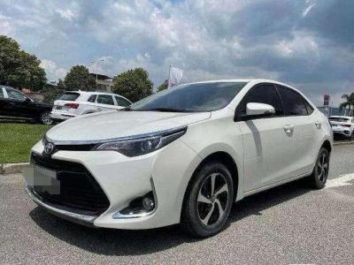 豐田 雷凌  2017款 改款 185T CVT精英版 國V