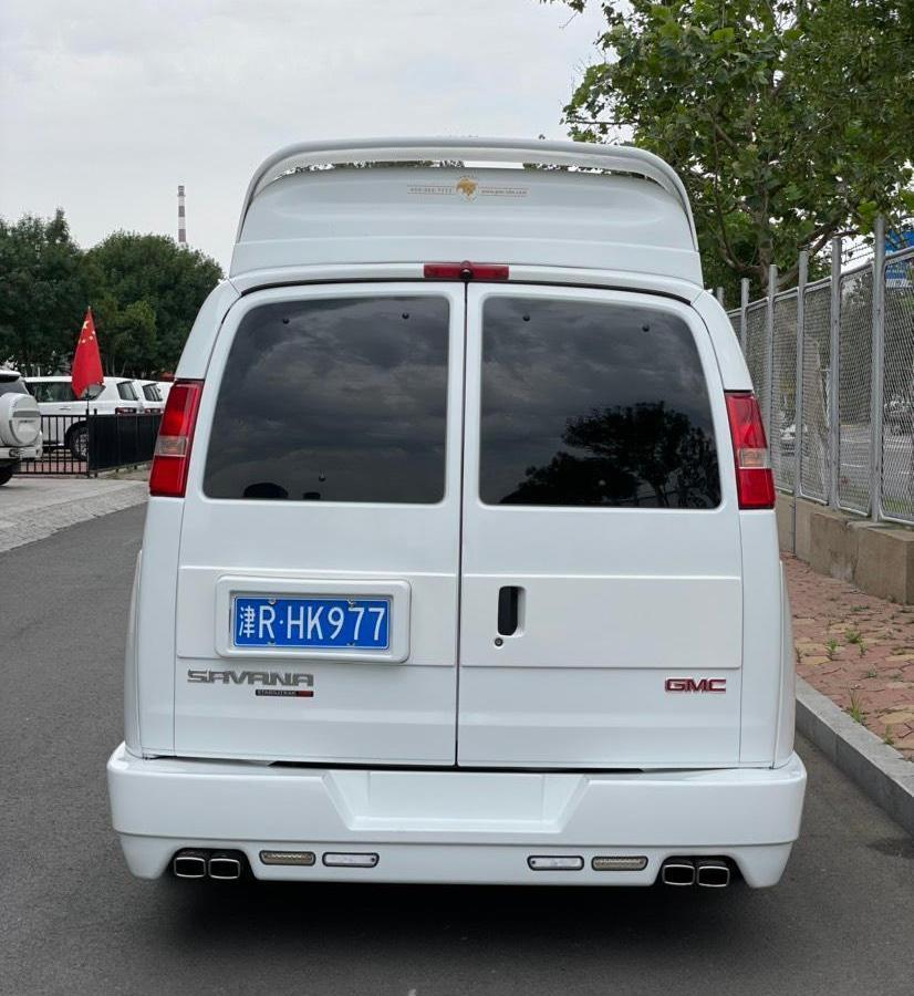 GMC SAVANA  2013款 5.3L 四驱总裁级图片