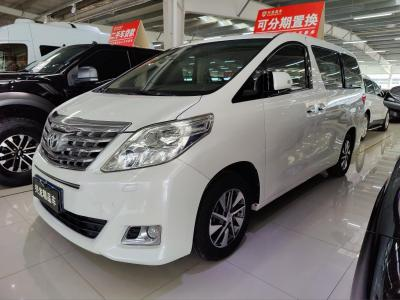 2012年2月 丰田 埃尔法  3.5L 豪华版图片