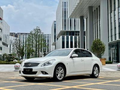 2012年9月 英菲尼迪 G系(进口) G25 Sedan 豪华运动版图片