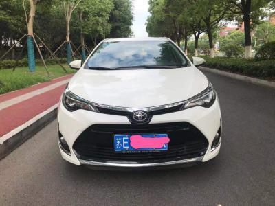 丰田 雷凌  2017款 1.2T G CVT精英版图片