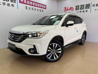 广汽传祺 GS4  2017款 235T 自动两驱豪华智联版图片