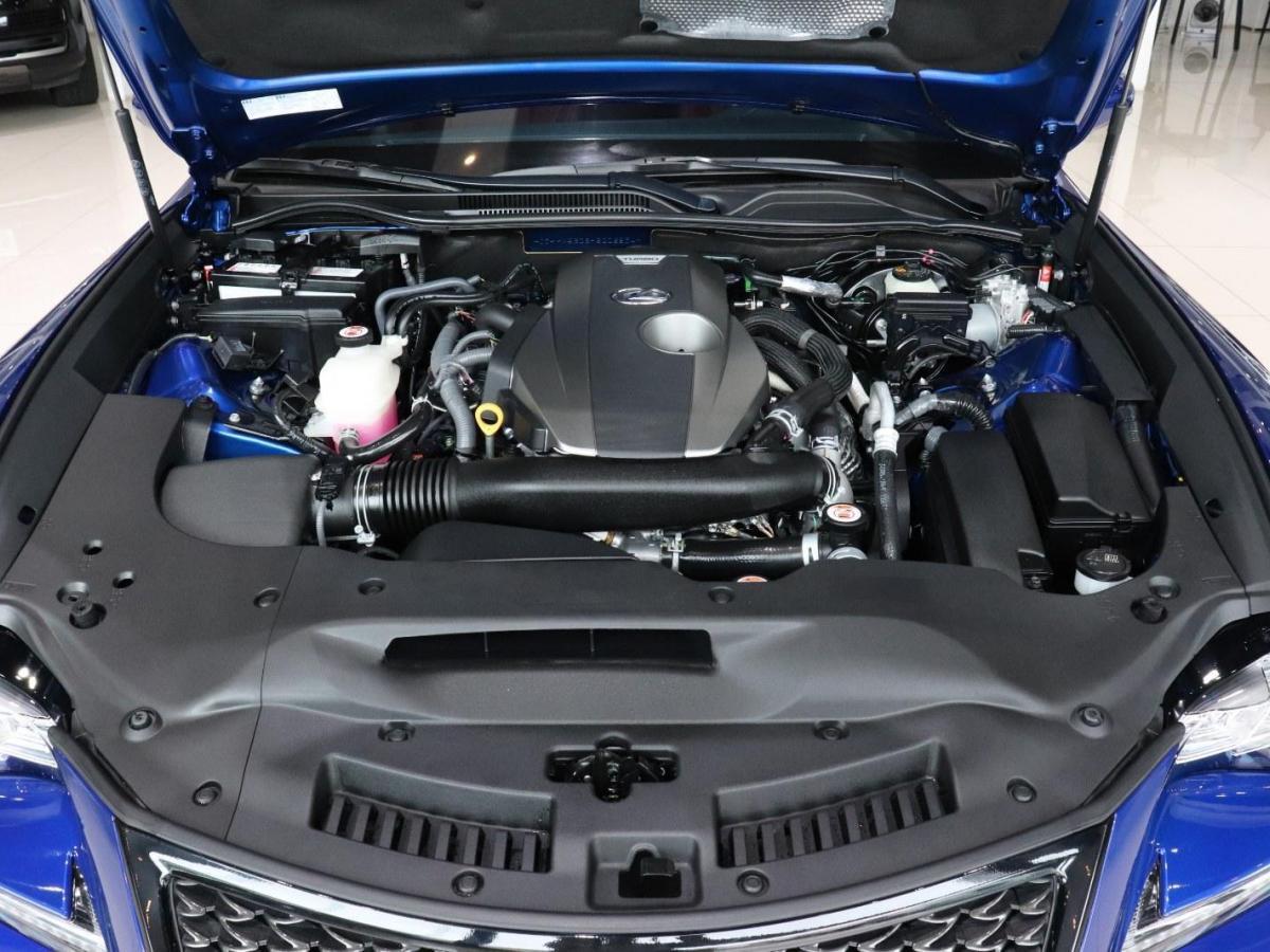 雷克萨斯 RC  2016款 200t F SPORT版图片