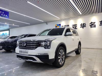 广汽传祺 传祺GS8 2017款 320T 两驱豪华智联版图片