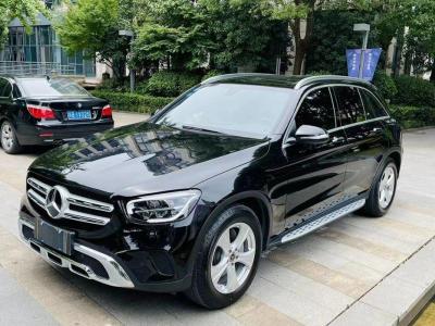 2020年9月 奔驰 奔驰GLC 改款 GLC 260 L 4MATIC 动感型图片