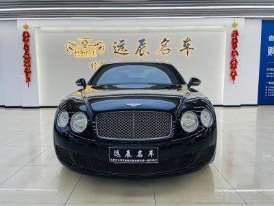 2011年2月 宾利 飞驰 Speed China 6.0T图片