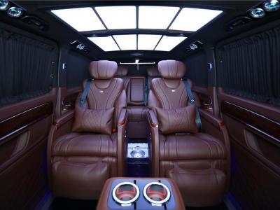 奔驰 威霆  2021款 2.0T 商务版 7座图片
