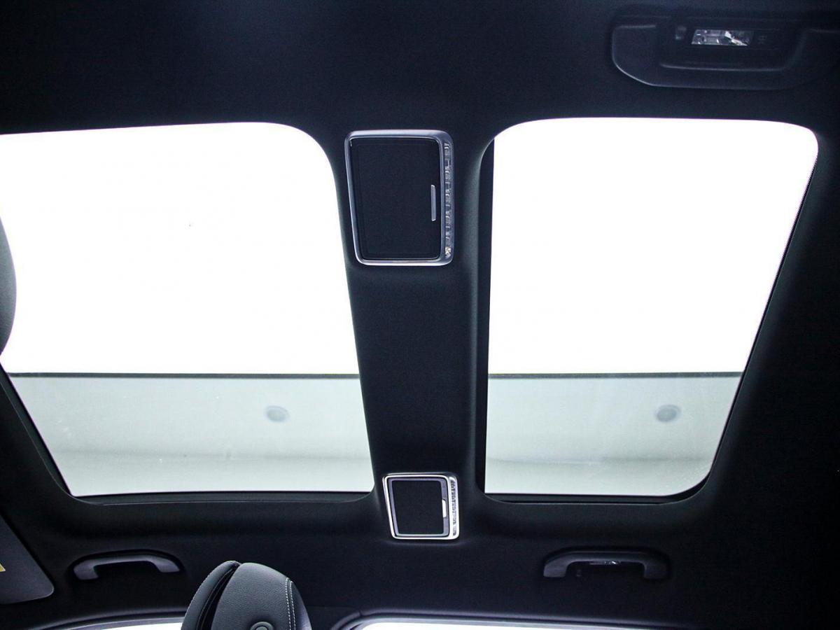 奔驰 奔驰GLC  2019款 GLC 300 L 4MATIC 动感型图片