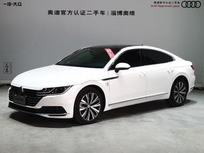 大众 一汽-大众CC  2019款 380TSI 曜颜版